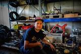 画像: Manuel Wernig Metallbautechniker Spezialisiert für die Lagerverwaltung