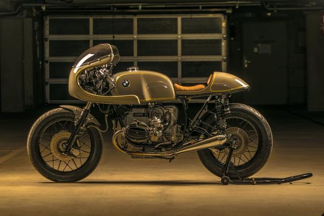画像: オーストリアのカスタムビルダー NCT Motorcycles