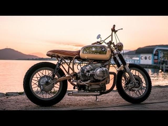 画像: Custom BMW R100 by NCT Motorcycles www.youtube.com