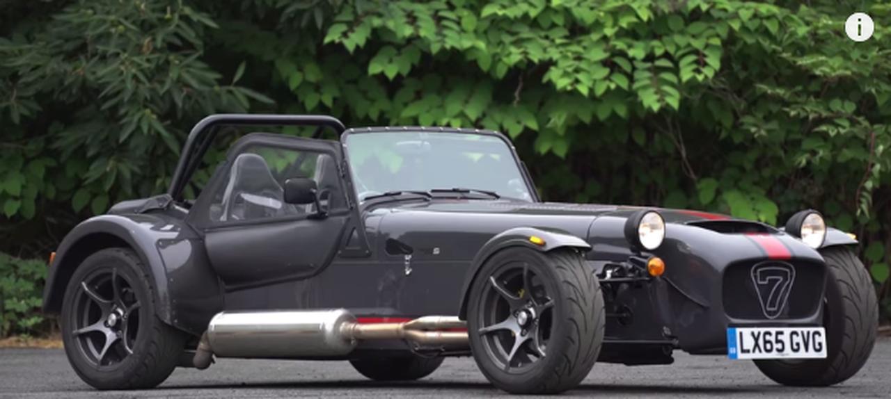 画像1: 逆走ドラッグレース選手権! 勝つのはアメ車?イギリス車?ドイツ車?それとも日本車???