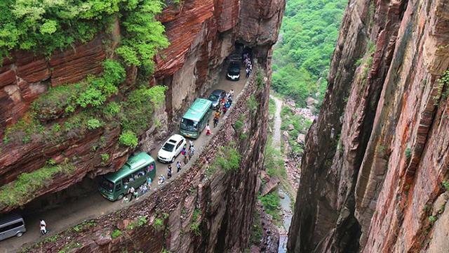 画像: Top 5 of the World's Most Treacherous Roads! youtu.be
