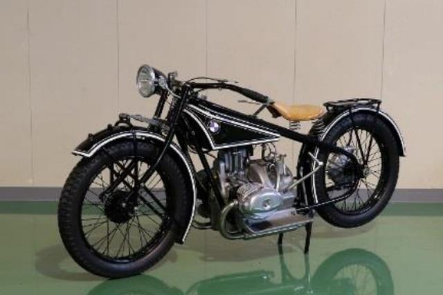 画像: BMW R47(1927年)