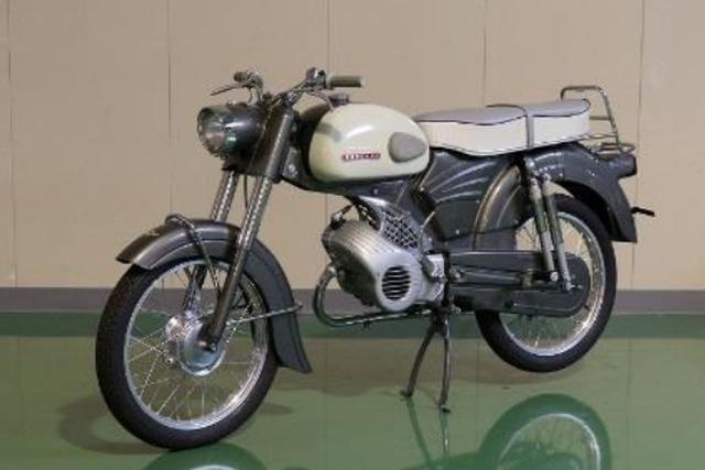 画像: ツンダップ KS50 スーパー(1964年)