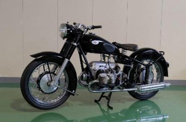 画像: ツンダップ KS601(1951年)