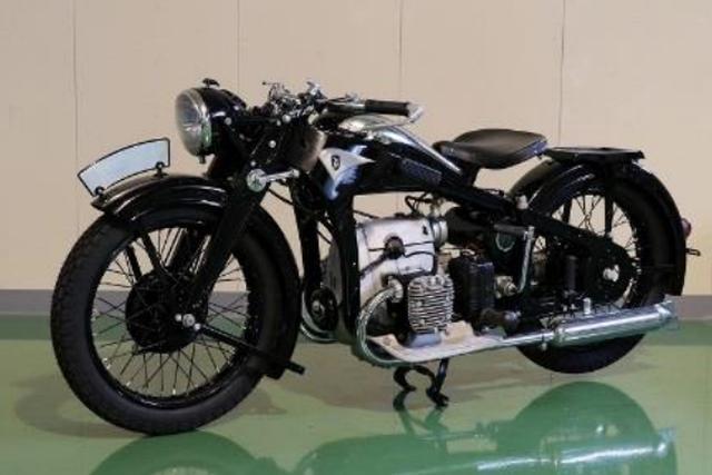 画像: ツンダップ K-500(1935年)