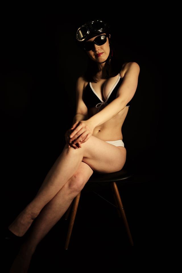 画像5: グラビア【ヘルメット女子】GONE GIRL vol.03