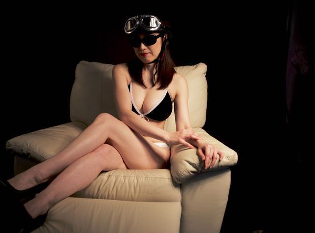 画像2: グラビア【ヘルメット女子】GONE GIRL  vol.04