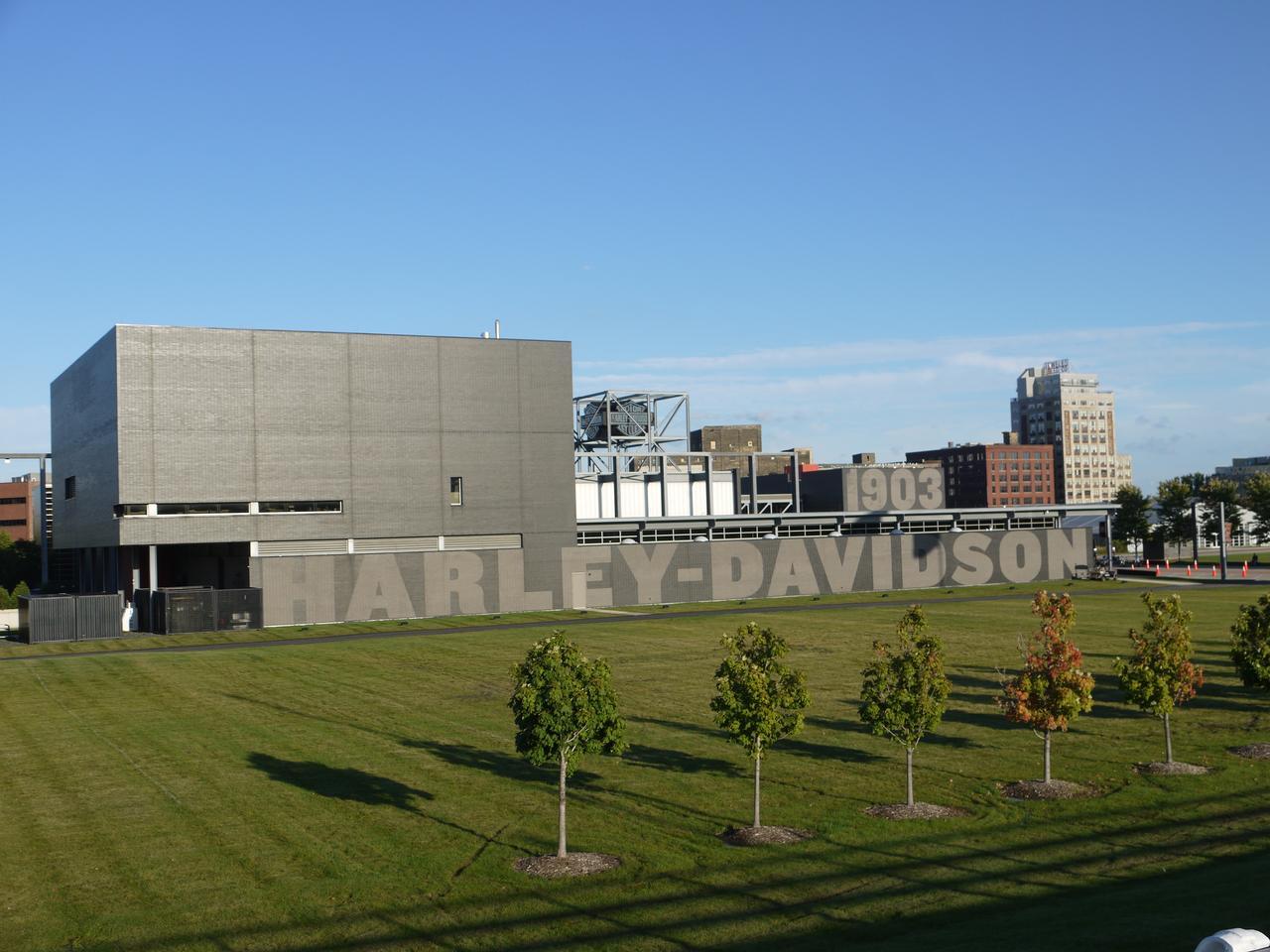画像: HARLEY-DAVIDSON MUSEUM www.harley-davidson.com