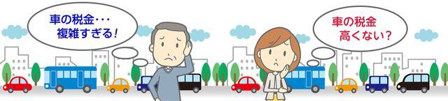 画像: JAF JAFの自動車税制改正に関する要望活動 JAF要望