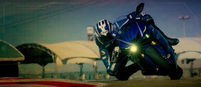 画像: 1,000ccクラスのヤマハYZF-R1に似たルックスを得た新型R6。 www.youtube.com