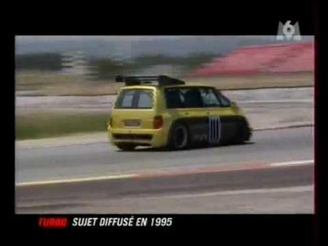 画像: A Renault Espace, But With An F1 Engine In It! youtu.be