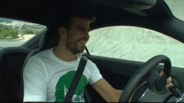 画像: FCバルセロナとAudi www.youtube.com