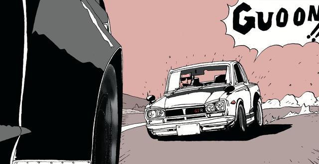 画像1: 【ライバル対決!】ジジイになってもスピード狂。『GTroman STRADALE』編