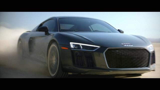 "画像: Audi R8 and Airbnb Commercial – ""Desolation"" www.youtube.com"