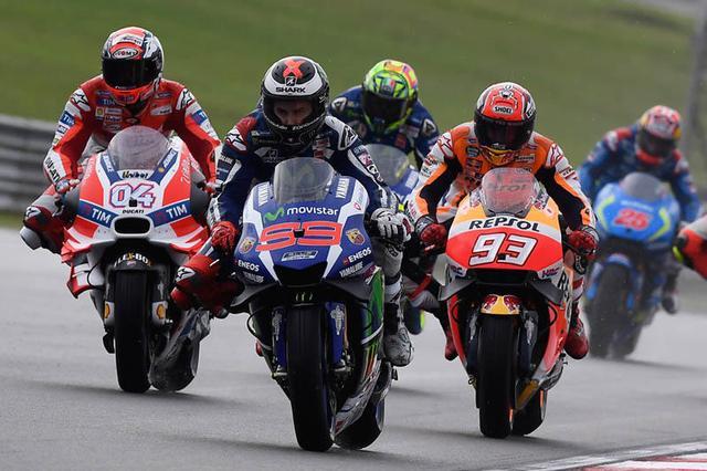 画像: マレーシアGPは、波乱含みの混戦のレースとなりました。 race.yamaha-motor.co.jp