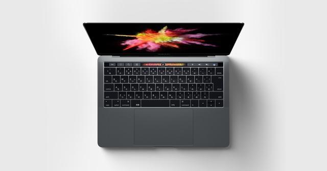 画像: MacBook Pro