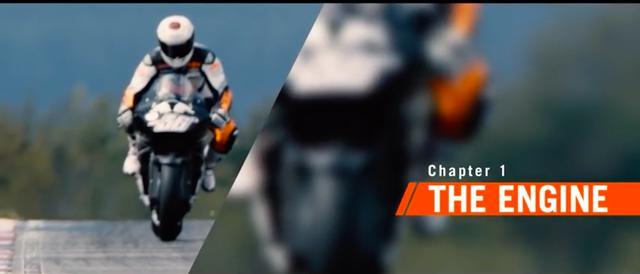 画像: 動画タイトルは「第1章・エンジン」。ということは、車体・・・などなど続くことが予想されます。 www.youtube.com
