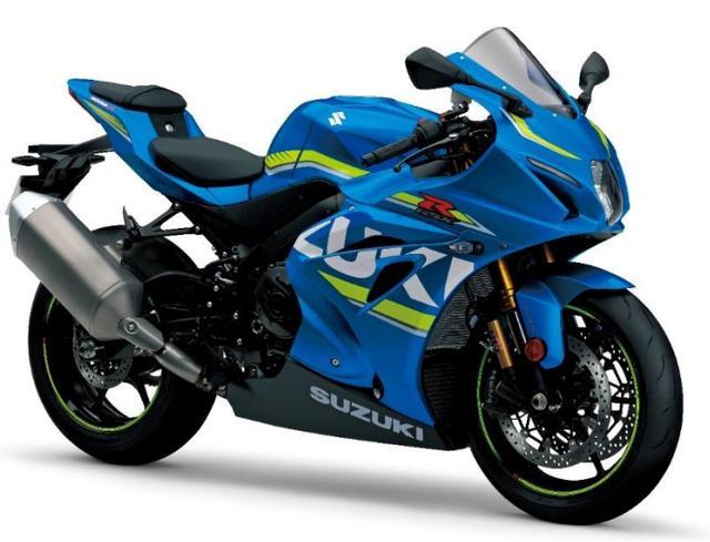 画像: 正式発表後、国内初展示となるスズキの新型GSX-R1000R