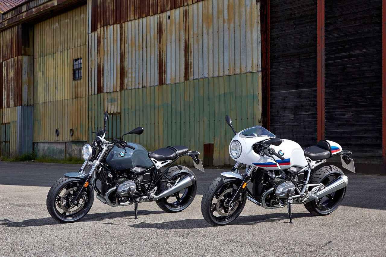 画像: BMW Motorrad announces the prices for the new R nineT Pure and R nineT Racer. R nineT Pure – purist roadster for entry into the  BMW Motorrad Heritage world of experience.   R nineT Racer – classic old-school sports motorcycle.