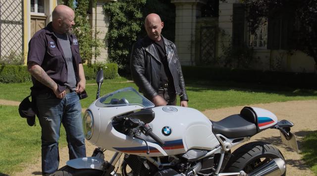 画像: BMW R nineT Racer動画。日本発売予定は・・・?