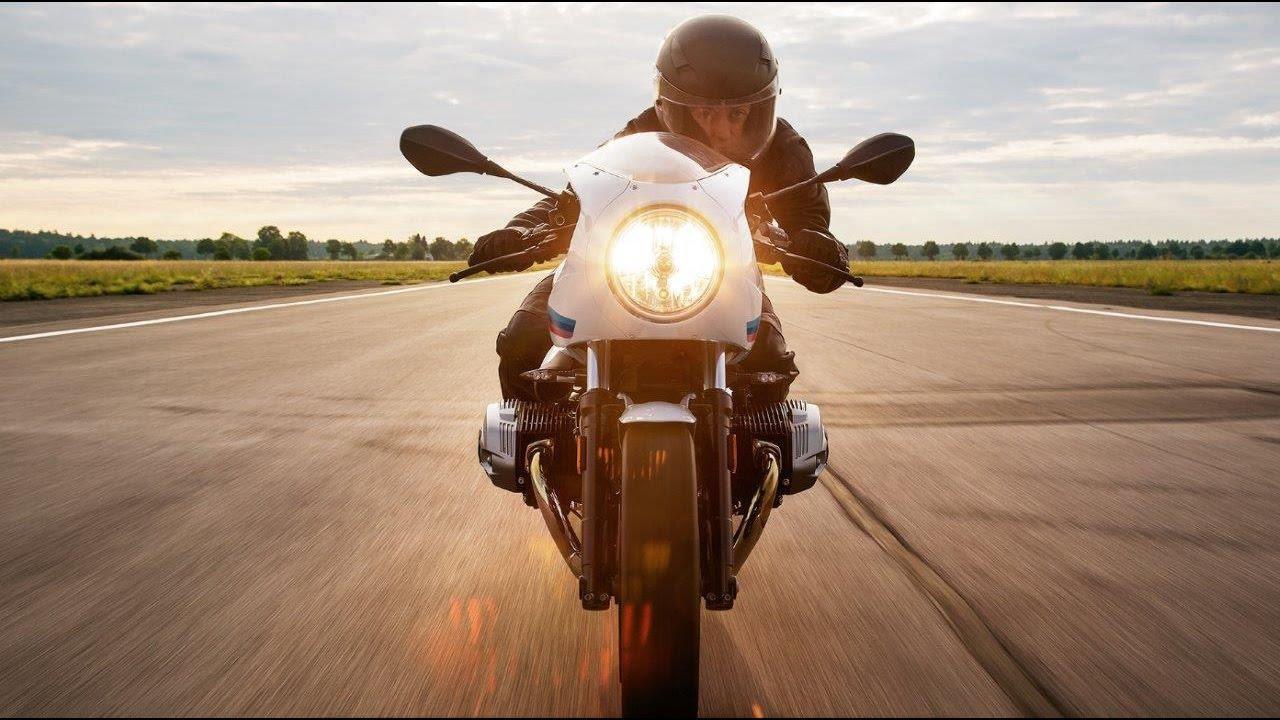 画像: In The Spotlight - The new BMW R nineT Racer www.youtube.com