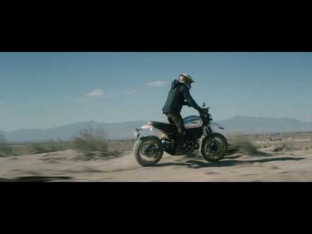 画像: Ducati Scrambler Desert Sled has arrived! youtu.be
