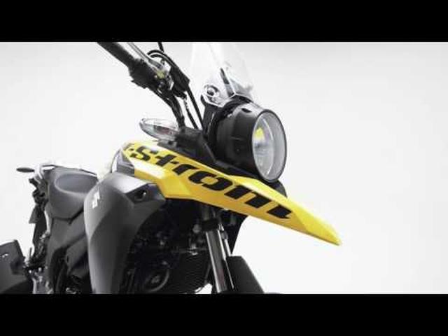 画像: 2017 V-Strom 250 Official Video youtu.be