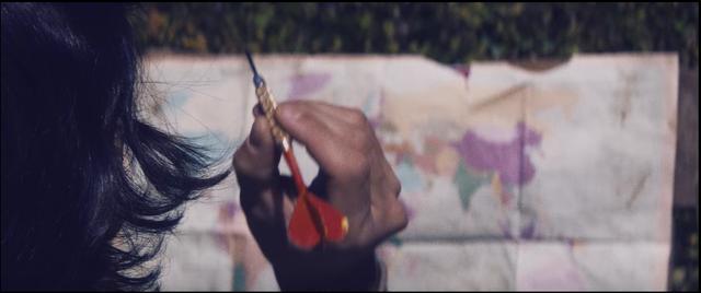 画像8: 【動画】Africa Twinで旅する男〜行先はダーツと地図が決めるさ。