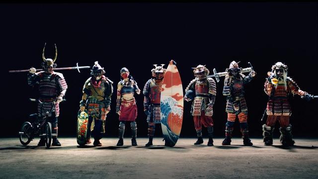 画像: カップヌードルCM 「7 SAMURAI 篇」 120秒 www.youtube.co