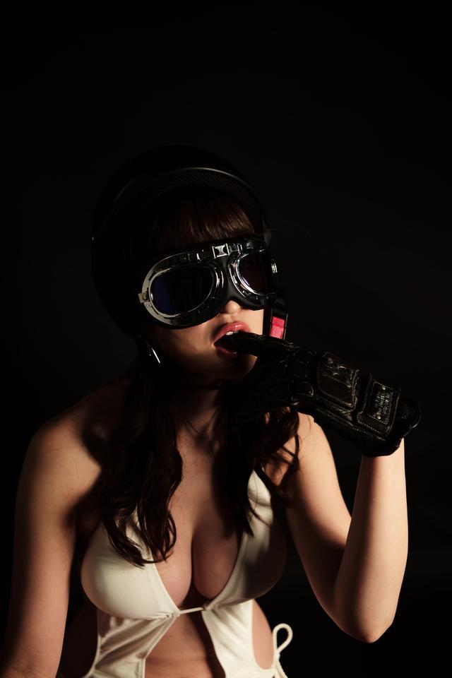 画像6: グラビア【ヘルメット女子】FROZEN vol.01