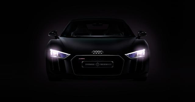 画像: The Audi R8 Star of Lucis │ Audi Japan