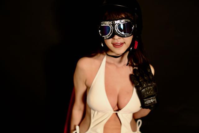 画像1: グラビア【ヘルメット女子】FROZEN vol.02