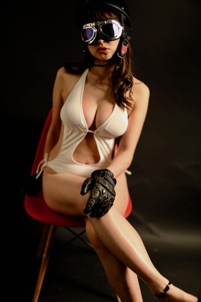 画像4: グラビア【ヘルメット女子】FROZEN vol.04