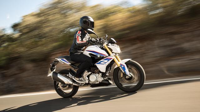 画像: NEW G 310 R (日本仕様・価格および発売時期未定) www.bmw-motorrad.jp