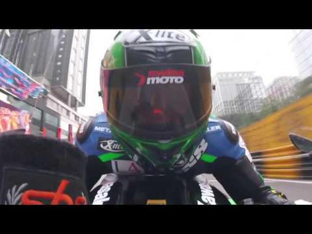 画像: Macau crash youtu.be