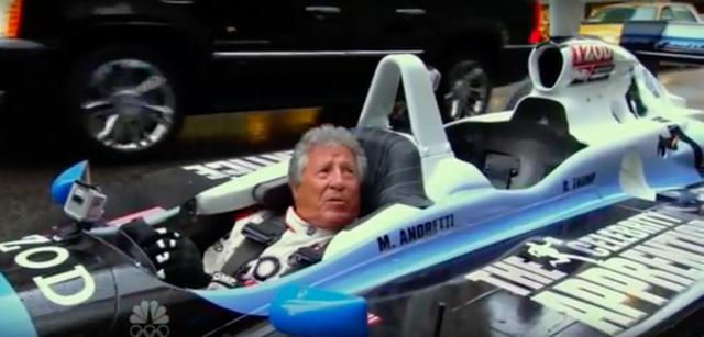 画像: 1978年F1ワールドチャンピオンなど輝かしい業績を誇る、最も成功したアメリカンドライバーのひとり、M.アンドレッティ! www.youtube.com