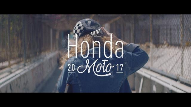 画像: Honda MOTO 2017 - YouTube youtu.be