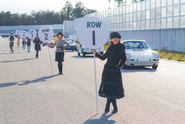画像: グリッドレディのスタイルも、もちろん'60sスタイルです! studio24.c.blog.so-net.ne.jp