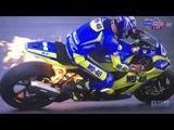 画像: Taylor Mackenzie Bike Explodes Snetterton BSB Race youtu.be