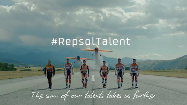 画像: The latest challenge for the Repsol Team riders (Part one). #RepsolTalent youtu.be