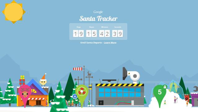 画像1: santatracker.google.com