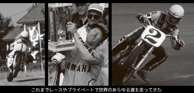 画像: AMA、そして世界ロードレースGPでのケニーさんの活躍を知らないライダーはいないでしょう。 www.youtube.com