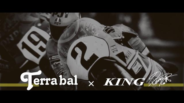 画像: TERRA BAL ✕ KENNY ROBERTS / A Message from King (Go! ASO) 動画CM youtu.be