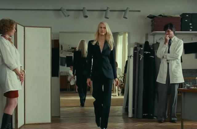 画像1: 【1/100の映画評】ファッションデザインの天才が観た世界を、150分だけ疑似体験『サンローラン』
