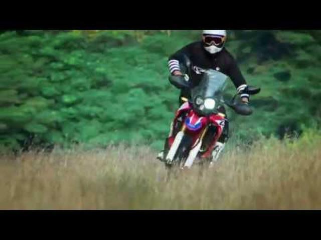 画像: PRESS CONFERENCE HONDA CRF 250 RALLY By Sport Master youtu.be