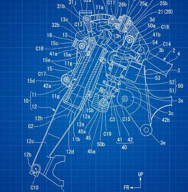 画像: 構造は当然、一般的なテレスコピックフォークより複雑になります。 www.motorcyclistonline.com