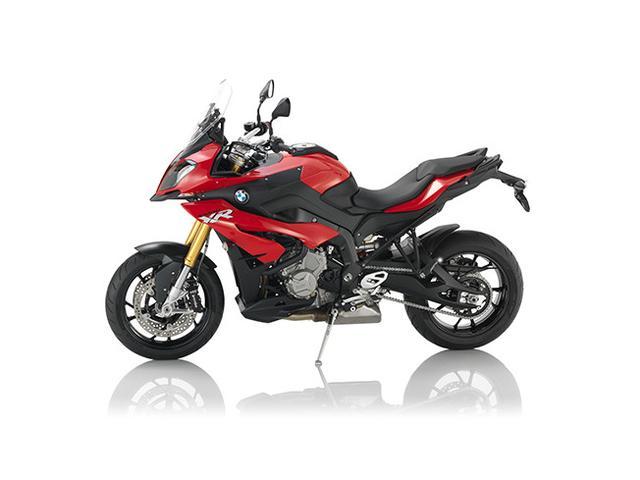 画像: S 1000 XR www.bmw-motorrad.jp
