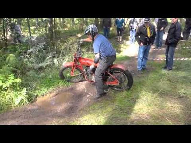 画像: 1920 Indian Scout trials bike youtu.be