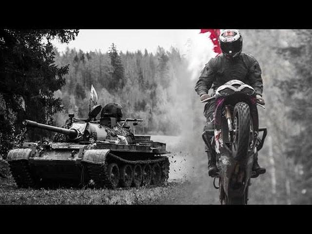 画像: Streetbike Off-road Getaway youtu.be
