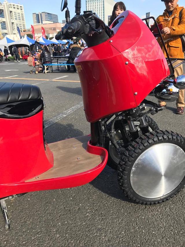 画像: custom wheel cover